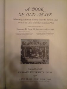Book of Old Maps